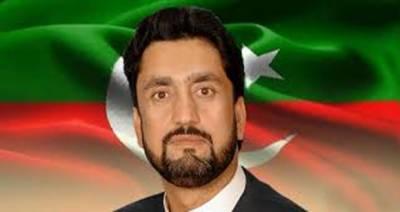 Interior Minister Shahrayar Afridi injured in an incident