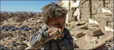 Muslim world proxy war leaves over 5 million children at risk of death and hunger