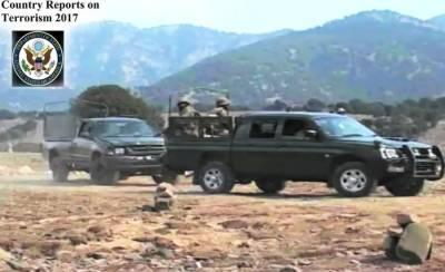 Pakistan Military has crushed Al Qaeda in the region, admits US