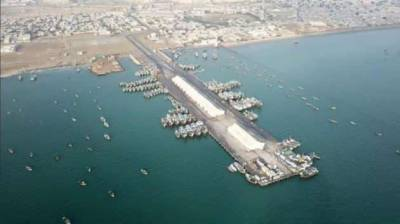 Pakistan to link Gwadar Port with International North South Transport Corridor