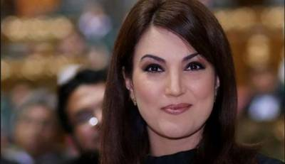 Reham Khan lashes out at Zulfi Bukhari, gets a blow back from third party