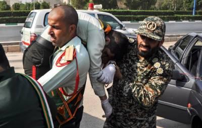 11 dead in Iran parade attack: semi-official agency ISNA