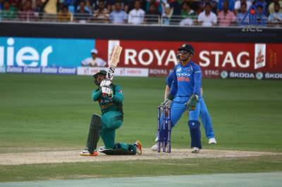 Asia Cup: Pakistan to face India today