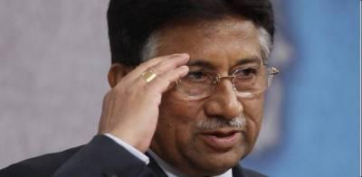 Former President General (R) Pervaiz Musharraf hits back hard at Indian Army Chief threats