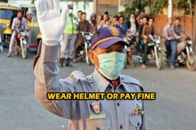 High fines imposed by the Lahore Traffic Police