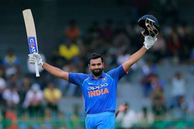 India's Rohit Sharma makes two historic world records in Asia Cup match against Pakistan