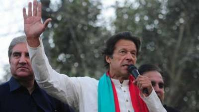 India's ruling party BJP launches attack against Pakistani PM Imran Khan