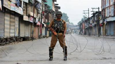 Indian Forces launch massive operation in occupied Kashmir