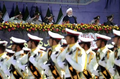 Iran summons 3 European diplomats over parade attack: state media