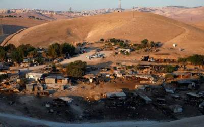 Israel unveils yet another nefarious plan in West Bank
