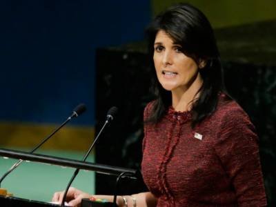 Nikki Haley responds back to the Iranian allegations against US