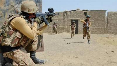 Nine terrorists killed in North Waziristan