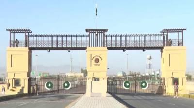 Pak-Iran traveling gate, joint business market at Taftan border reopens