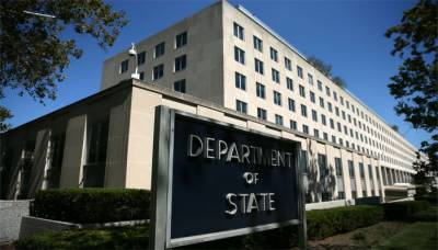 Pakistan gets rare praise from the US State Department