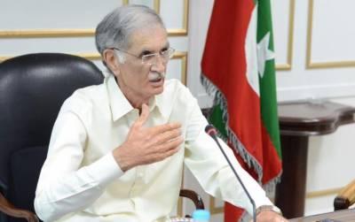 PTI to continue winning spree despite alliances of opponents: Pervaiz Khattak