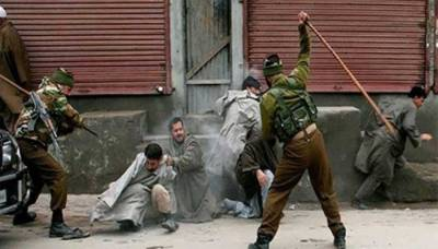 Roadside event in Geneva highlights HR violations by Indian forces in IOK