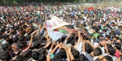 Yet another act of state terrorism by Indian troops in Occupied Kashmir