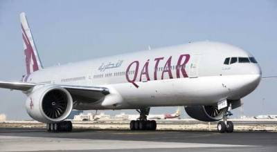 Baby dies midair in Qatar Airways flight