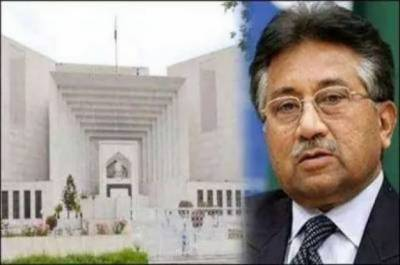 CJP orders provision of travel documents, security to Musharraf