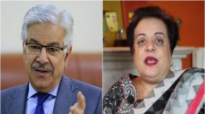 Dr Shireen Mazari takes a revenge shot at former FM Khawaja Asif in NA
