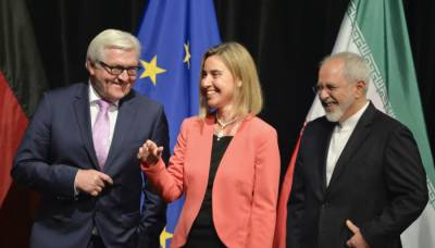 EU gives a blow to Donald Trump over Iran