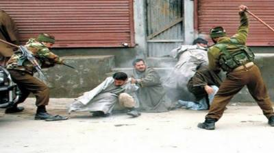 Fresh spree, harassment by Indian forces in IOK widely condemned