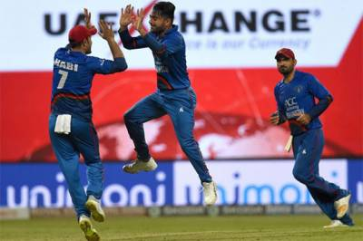 India escapes huge embarrassment as it manages a tie with Afghanistan in Asia Cup thriller