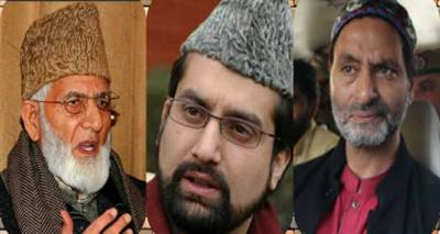 JRL appeals Kashmiris to boycott upcoming election drama