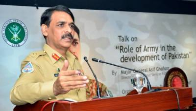 Propaganda campaign launched to create gulf between nation and Pakistan Army: DG ISPR