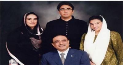 SC seeks assets details of Zardari, his children within 15 days