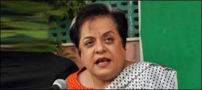 Shireen Mazari assures to resolve Hindu community issues