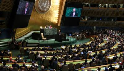 UN chief warns of 'chaotic' world order as 73rd UNGA meeting opens