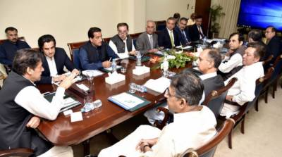 Urban water schemes across major cities in Pakistan: PM Imran Khan gives important directions