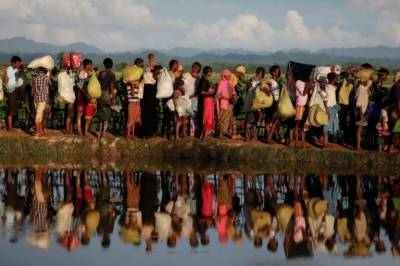 US announces $185 mln for Rohingya refugees