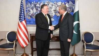 US Secretary of State Mike Pompeo sends a message for PM Imran Khan