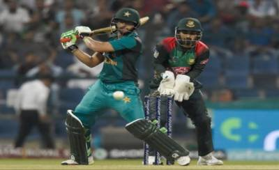 Bangladesh throws Pakistan out of Asia Cup 2018