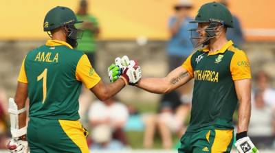 Faf Du Plessis, Hashim Amla out of Zimbabwe series