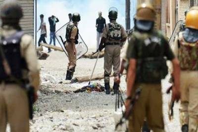 Indian soldier killed in Occupied Kashmir