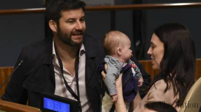 New Zeeland Prime Minister makes UN history