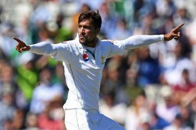 Pacer Mohammad Amir faces a big setback
