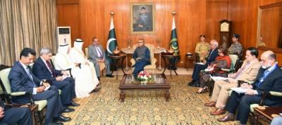 Pakistan Kuwait inch closer