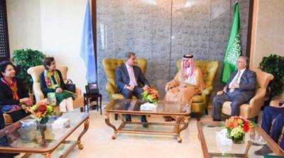 Pakistan Saudi Arabia foreign ministers hold important meeting in New York