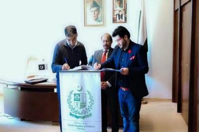 Peshawar Zalmi takes yet another initiative for promotion of international cricket in Pakistan