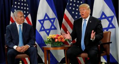 Trump wants two-state solution to resolve Israeli-Palestinian conflict