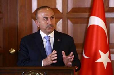 Turkey-Russia agreement to avert assault on Syria's Idlib: Turkish FM