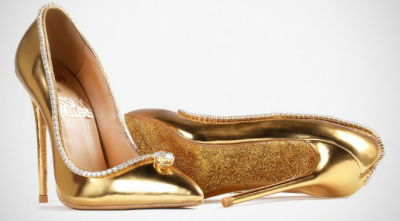 World's most expensive shoes up for sale, Just imagine the price (Not in crores)