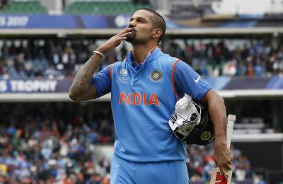 Dhawan left out of India's Test squad for W. Indies series