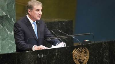 FM addresses UN General Assembly session
