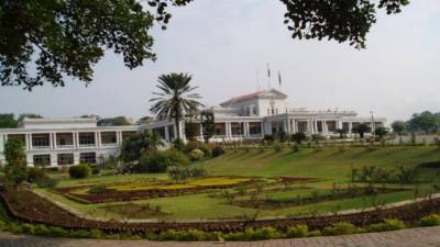 Governor House Peshawar to be opened for general public on Sunday