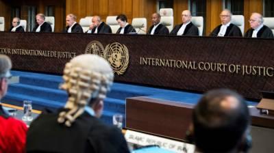 Palestine takes US to ICJ over Jerusalem embassy move